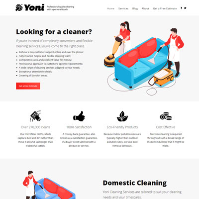 Yoni Cleaning Limited